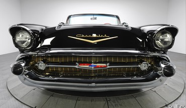 Chevrolet quad convertible bel air classic cars 1957 HD wallpaper
