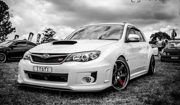 Voitures Subaru Impreza WRX STI  HD wallpaper