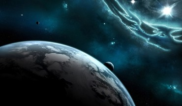 Outer space cold HD wallpaper