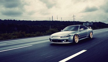Cars nissan vehicles s15 silvia automobiles HD wallpaper