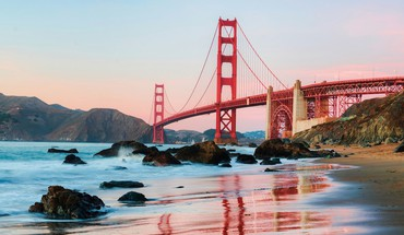 Goldengate bridge HD wallpaper