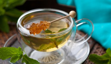 Tea sugar mint drinks stick entertainment HD wallpaper