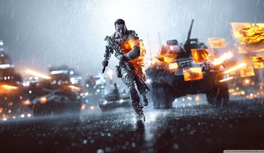 Battlefield  HD wallpaper