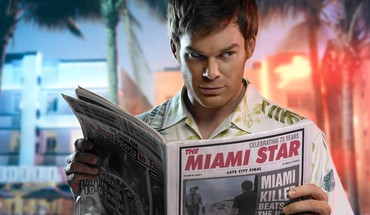 "Dexter TV serialas ""Morgan  HD wallpaper"
