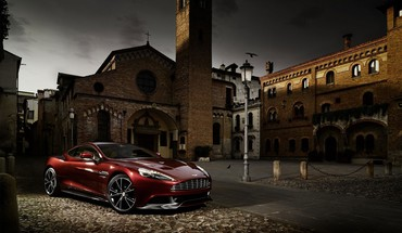 Aston martin m310 vanquish HD wallpaper