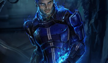 Video games artwork mass effect 3 kaidan alenko HD wallpaper