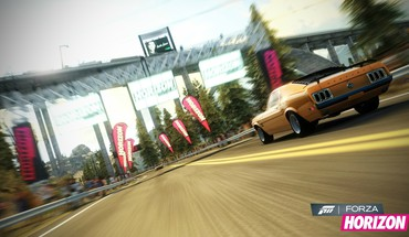 Video games ford mustang xbox 360 forza horizon HD wallpaper