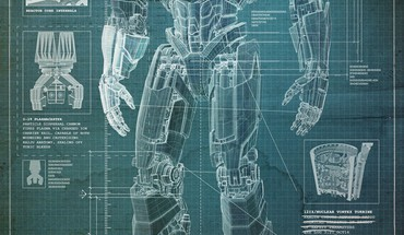 Movies robots design hollywood blueprint pacific rim HD wallpaper