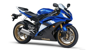 Yamaha super bike HD wallpaper