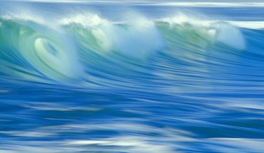 Ocean nature waves HD wallpaper