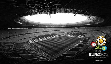Stadium fussball euro 2012 donetsk futbol futebol HD wallpaper