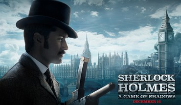 Sherlock holmes - a game of shadows HD wallpaper