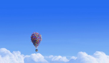 Balloons skies HD wallpaper