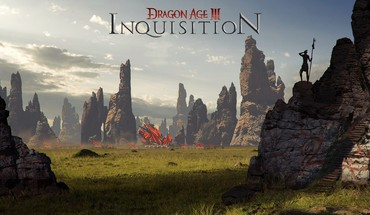 Fantasy art dragon age inquisition 3 HD wallpaper