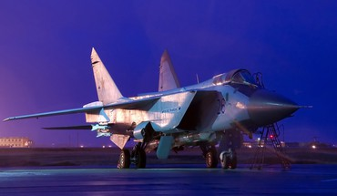 Mig-31 foxhound aircraft HD wallpaper
