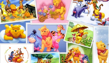 Winnie HD wallpaper