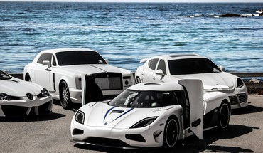 Cars supercars koeniggsegg rolls royce mercedes-benz HD wallpaper