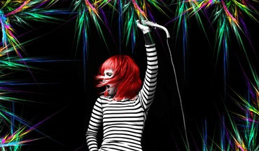 Hayley Williams Paramore muzika vudzo  HD wallpaper