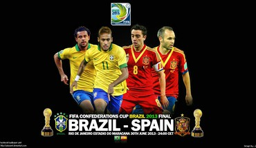 Fifa confederations cup final 2013 brazil HD wallpaper