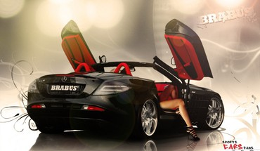 Mercedes-Benz Cars cabrio  HD wallpaper