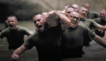 Soldiers military troops training HD wallpaper