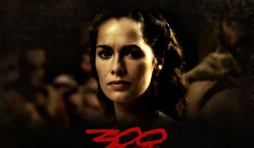 300 (filmas) Lena Headey  HD wallpaper