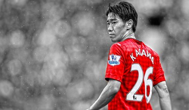 United fc premier league cutout shinji kagawa HD wallpaper