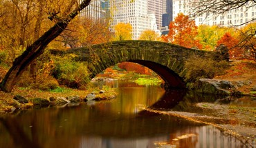 City bridge HD wallpaper