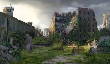 Concept artwork apocalyptic the last of us HD wallpaper