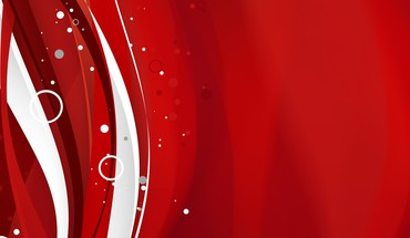 Abstract red christmas x-mas stripes HD wallpaper