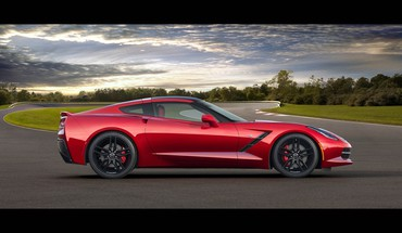 Stingray 2014 Corvette C7  HD wallpaper