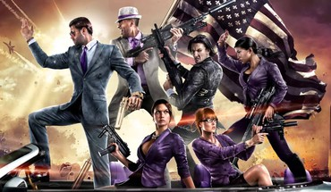Saints Row IV 2013  HD wallpaper