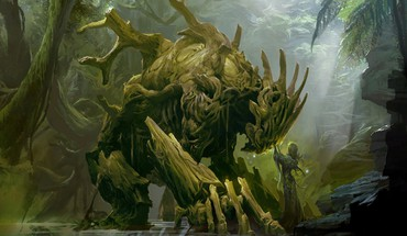 Artwork guild wars 2 GW2  HD wallpaper