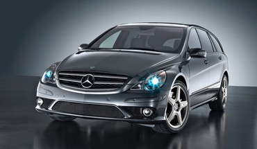 Студия AMG 2006 видения Mercedes Benz  HD wallpaper