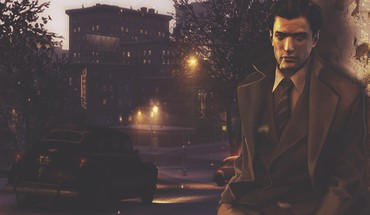 Christmas mafia 2 mobsters old city game gangsters HD wallpaper