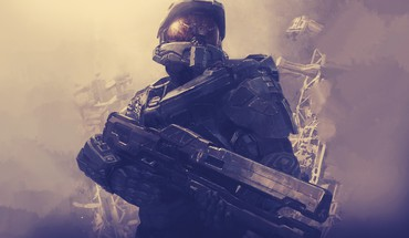 Halo Master Chief skaitmeninis menas  HD wallpaper