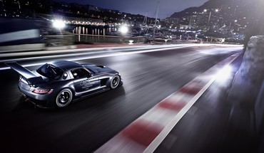 Racing mercedes-benz mercedes benz sls amg gt HD wallpaper