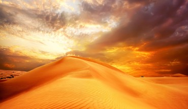 Brilliant desert earth HD wallpaper