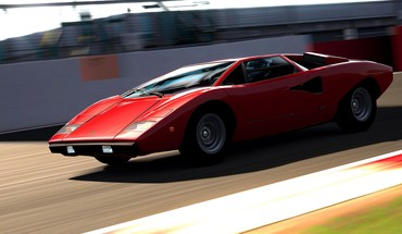Lamborghini Countach PlayStation 3 Gran Turismo 6  HD wallpaper