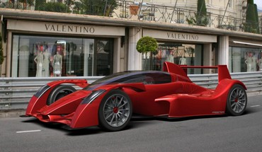 Caparo t1 street version HD wallpaper
