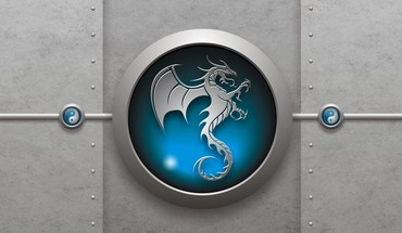 Ice Dragon Clan  HD wallpaper