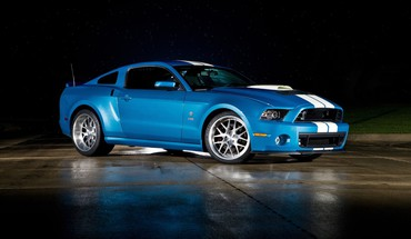 Automobiliai kobra Ford Shelby GT500  HD wallpaper