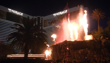 The mirage las vegas nevada HD wallpaper