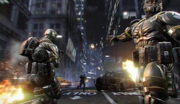 Video games crysis 3 HD wallpaper