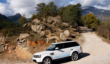 Autos Range Rover Geländewagen  HD wallpaper