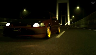 5 honda civic playstation 3 cars vehicles HD wallpaper