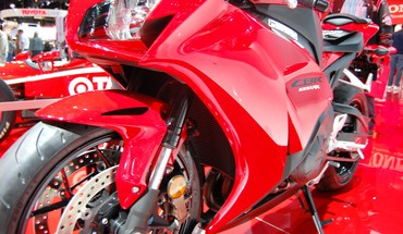 Honda carshow cbr 1000 motorbikes red HD wallpaper