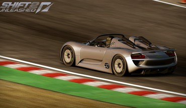Unleashed Porsche 918 Spyder automobiliai GAMES PC HD wallpaper