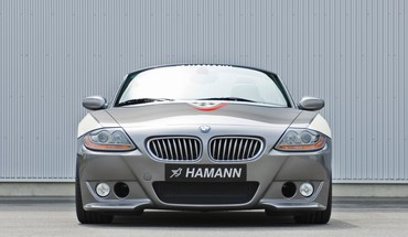 Bmw z4 hamann roadster HD wallpaper