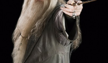 Albus Dumbldoras Haris Poteris Michael Gambon aktoriai  HD wallpaper